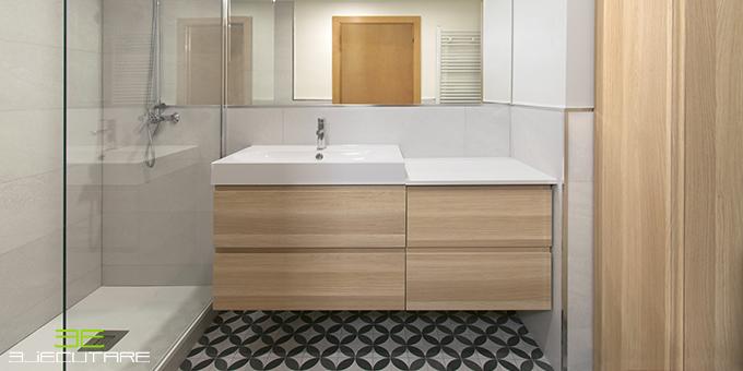Proyecto de reforma de baño en Gavà, Barcelona.